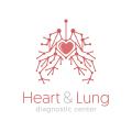 Heart & Lungs Diagnostic Center  logo