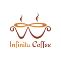 Infinita Coffee  logo