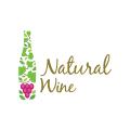 天然葡萄酒Logo