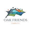 Oak Friends  logo