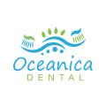 Oceanica Dental  logo