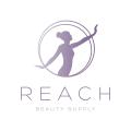 Reach Beauty  logo