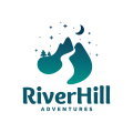 River Hill Adventures  logo