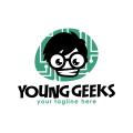 Young Geeks  logo