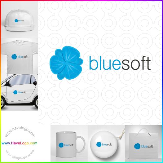blue logo - ID:258