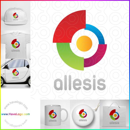 抽象logo設計 - ID:17552