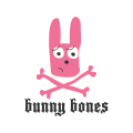 頭骨Logo