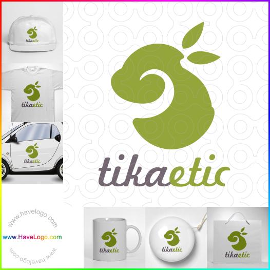 綠色logo設計 - ID:53057