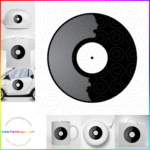 輪廓logo設計 - ID:126
