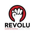革命Logo