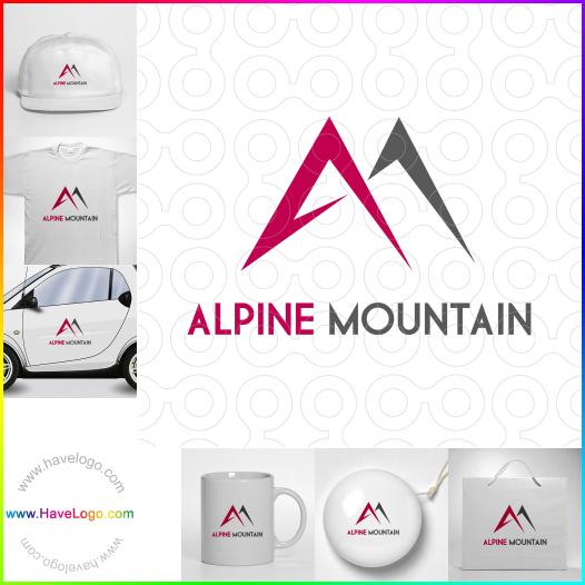 登山logo - ID:32626