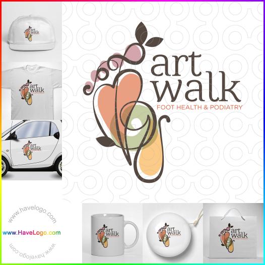 藝術畫廊logo - ID:48588