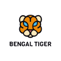 孟加拉虎Logo