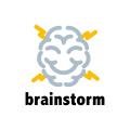 頭腦風暴Logo