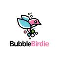 Bubble Birdie  logo