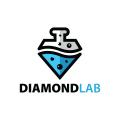 鑽石實驗室Logo