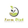 Farm Dish  logo
