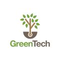 綠色科技Logo