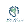 Grow Beauty  logo