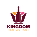 Kingdom Restaurant  logo