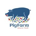 養豬場 真正的食物logo