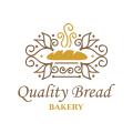 優質麵包Logo