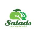 沙拉Logo