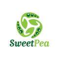 甜豌豆Logo