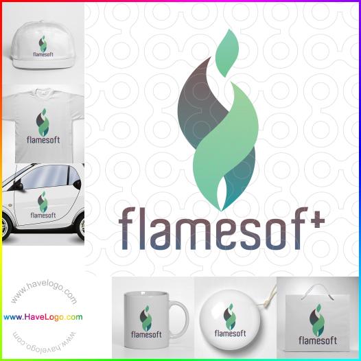 abstract logo - ID:52908