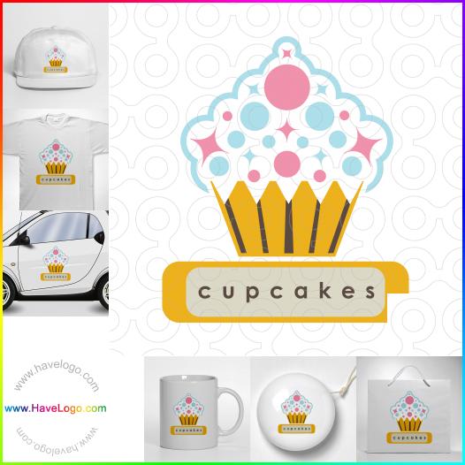 蛋糕logo設計 - ID:17538