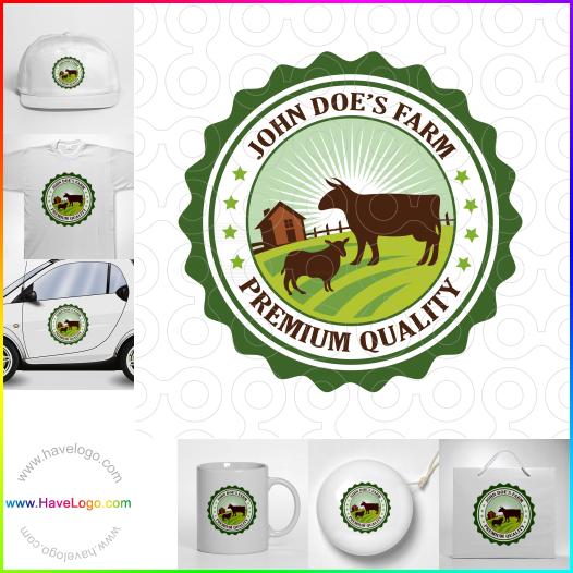 farm logo - ID:17747