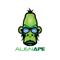 外星人猿Logo