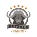 Buffalo ranch  logo