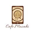 Cafe Mozahi  logo