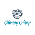 Chimpy Chimp  logo