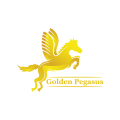 Golden Pegasus  logo