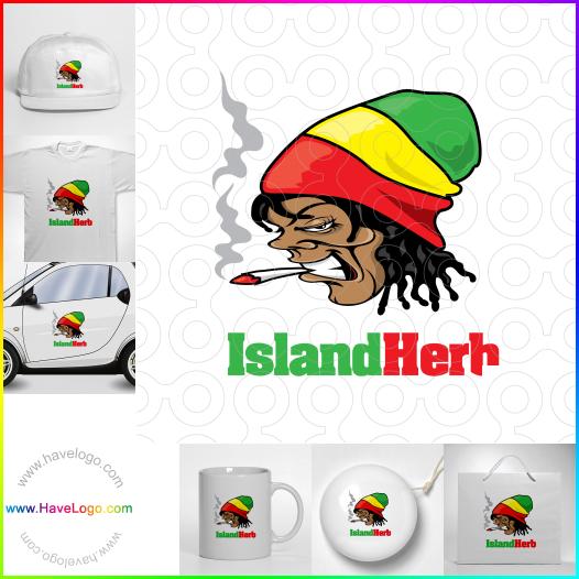 Island Herb  logo - ID:65486