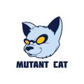 突變的貓Logo