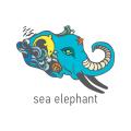 海象Logo