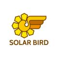 太陽鳥Logo