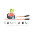 壽司酒吧Logo