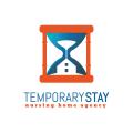 Temporary Stay  logo