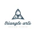Triangle Arts  logo