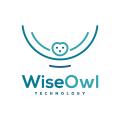Wise Owl Technology  logo