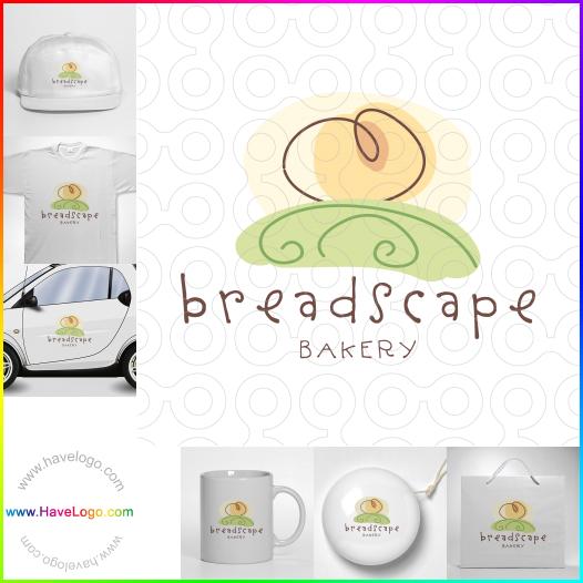 糕點店logo - ID:58888