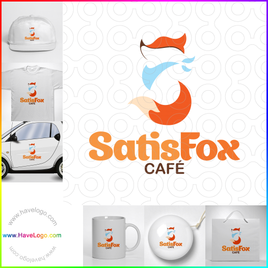 cafe logo - ID:35508