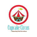 健康的甜點Logo