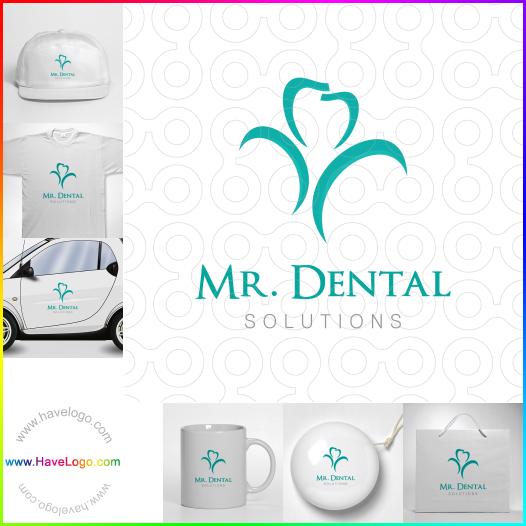 dental product logo - ID:52973