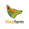 foxy farm  logo
