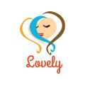 頭發Logo